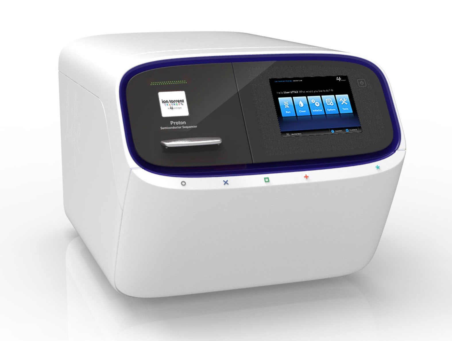 Ion Torrent PROTON (Thermofisher)